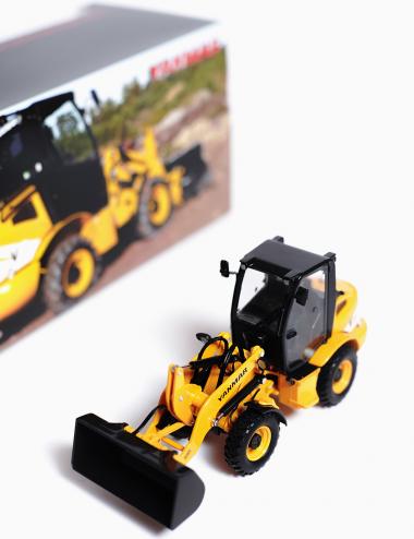 Miniature V8