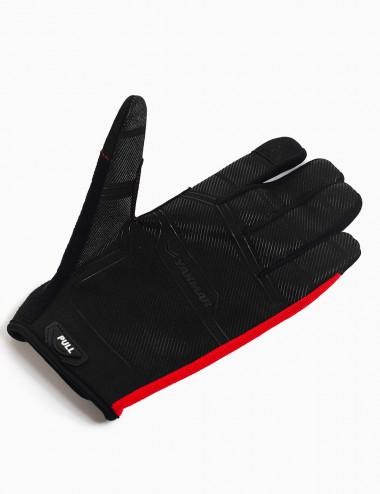 Slip-resistant gloves