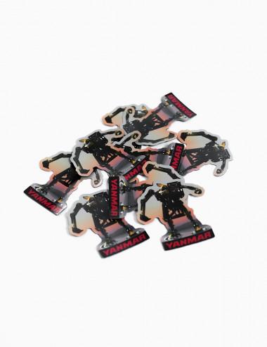 Set of magnets (20 pcs)