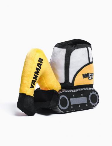 ViO57 Minibagger Plüsch