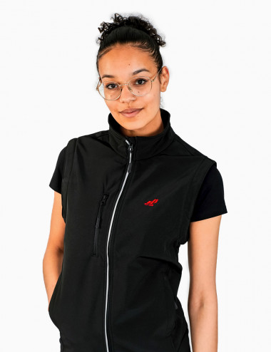SOFTSHELL SPORT JACKET WITH...