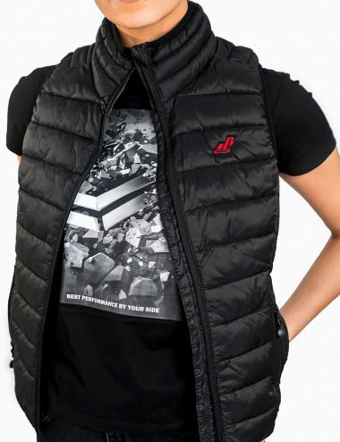 Lightweight sleeveless down...