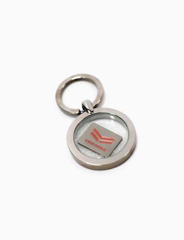 Salsa key ring 4 cm