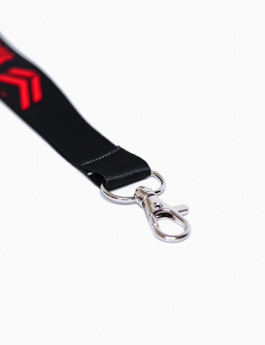 Lanyard for passes (10 pieces)