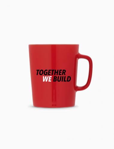 Mug Together We Build
